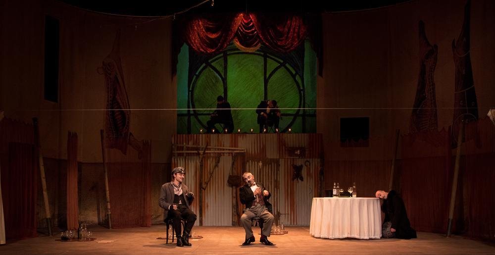 Al teatro Quirino va in scena Bertold Brecht