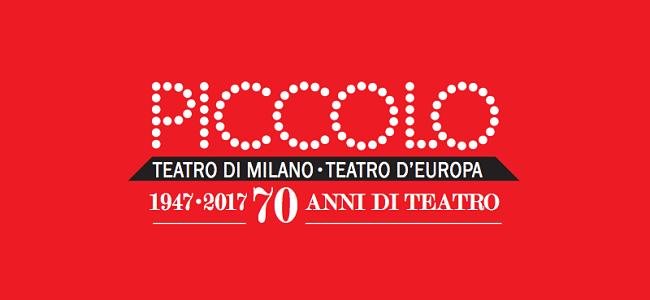Il Piccolo Teatro presenta la sua settantesima stagione