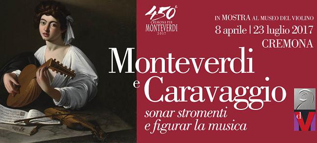 Monteverdi e Caravaggio, suonar stromenti e figurar la musica