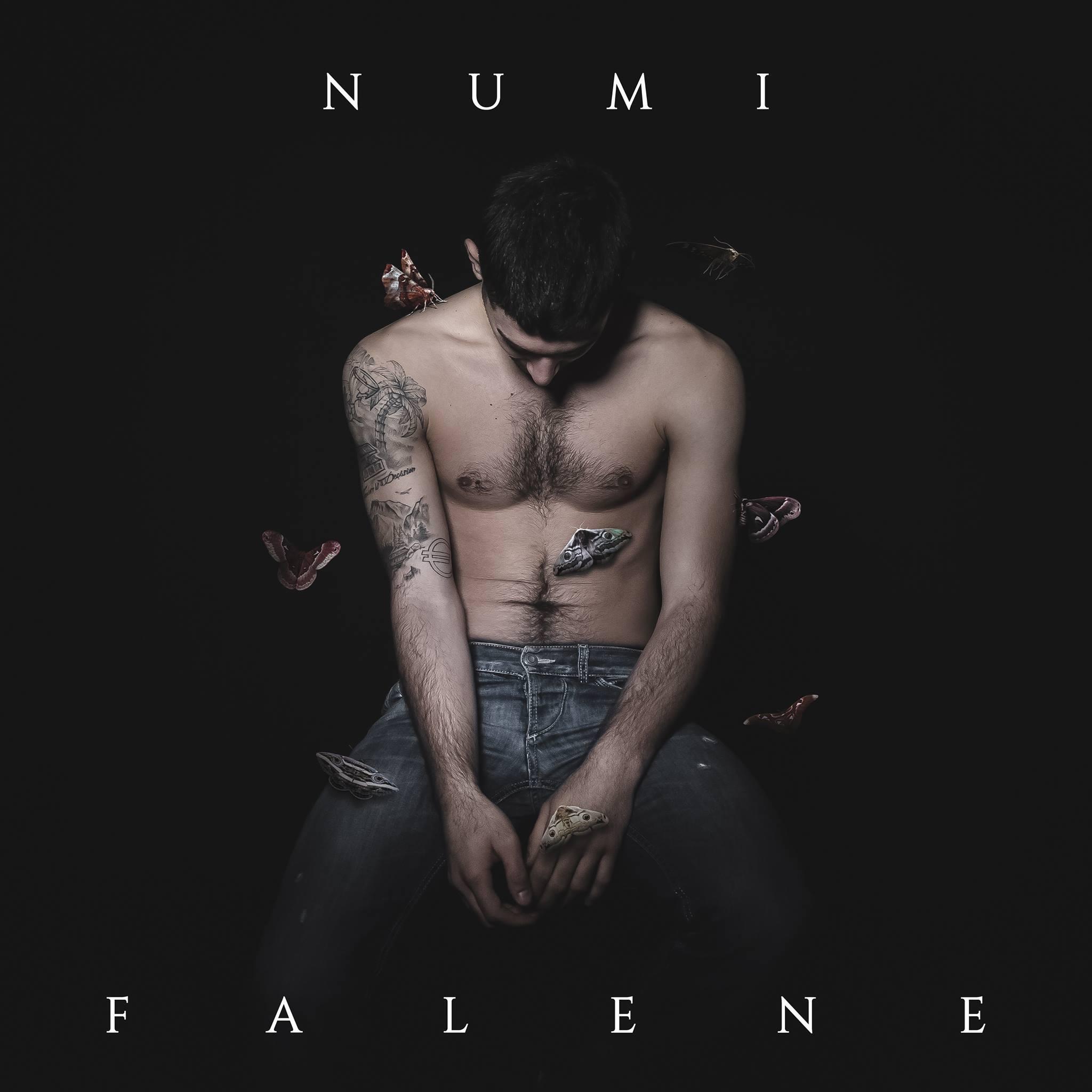 """E' uscito """"Falene"""", il nuovo disco di Numi"""