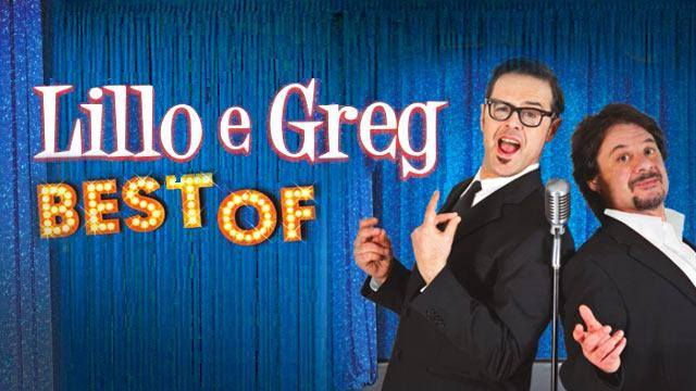 """The Best of""  Lillo e Greg al Teatro Olimpico di Roma"