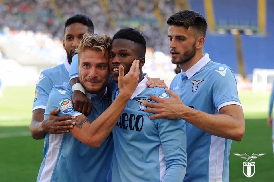 La Lazio gioca a tennis con la Samp e ipoteca l'Europa