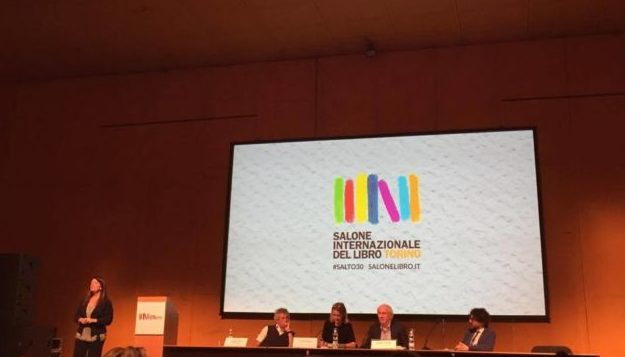 Alessandro Baricco dialoga con Jan Brokken al Salone del Libro di Torino