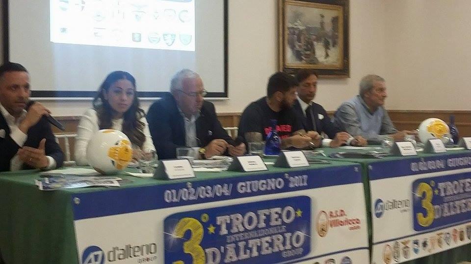 Il calcio di domani in scena a Mugnano. Presenti tante società professionistiche.