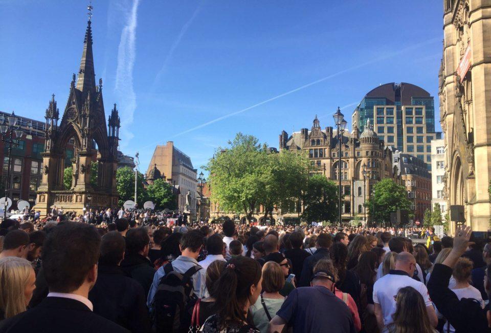 L'incubo di Manchester e la necessità di guardare avanti