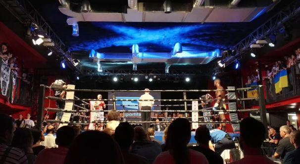 Boxe: si interrompe la striscia di Maxim Prodan, con Manuel Largacha è pari