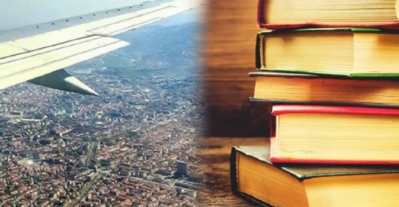 Libri con le ali in partenza da Torino
