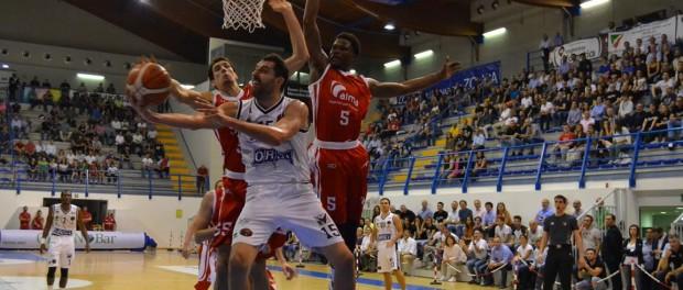 Una Trieste dominante elimina Tortona e continua a sognare la Serie A