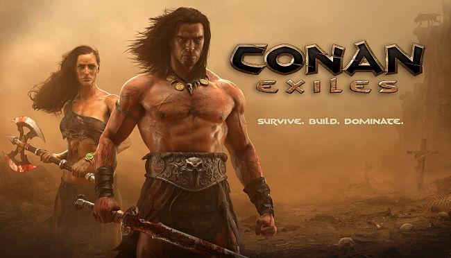 Conan Exiles: un nuovo survival sandbox open world
