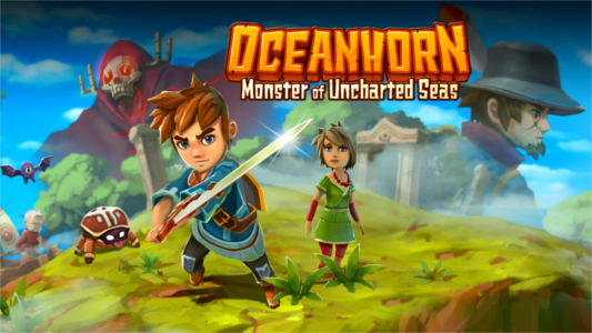 Android a chi? Oceanhorn: Monster of Uncharted seas