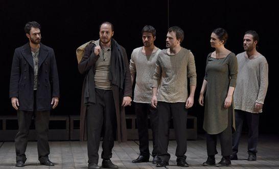 """Al Teatro Argentina di Roma in scena """"Il Viaggio di Enea"""""""