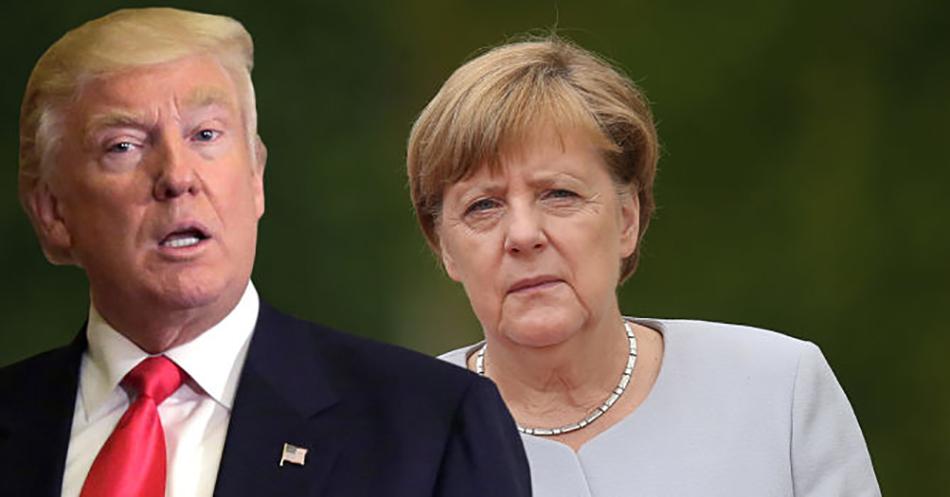 G7, Merkel «Non possiamo più fidarci»
