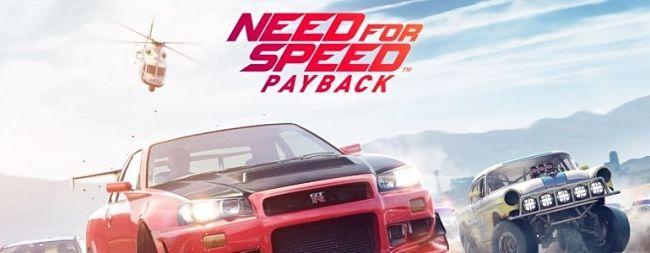 Need For Speed Payback sarà una rivincita?