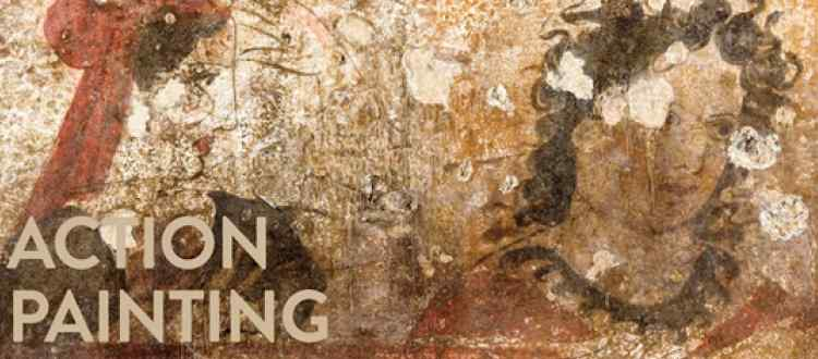 Action Painting a Paestum