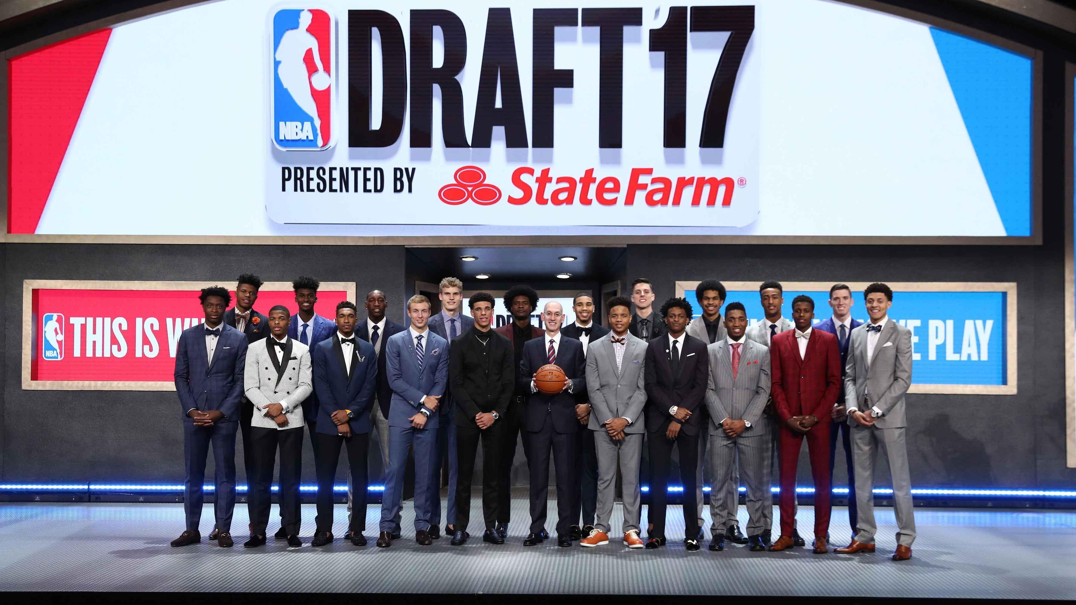 Fultz ai Sixers con la prima assoluta, uno sguardo sull' NBA Draft 2017