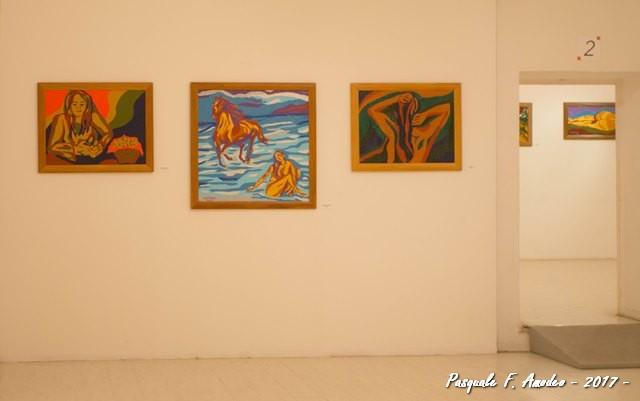 """""""Andare oltre"""", la mostra di Vittorio Contrada curata da Daniela Ricci"""