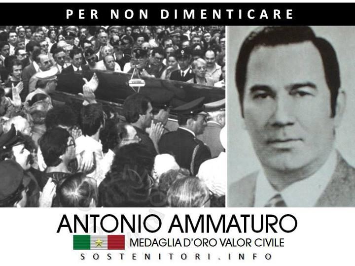 Premio Ammaturo: ricordato alla Sanità il poliziotto ucciso anni fa dalle B.R.