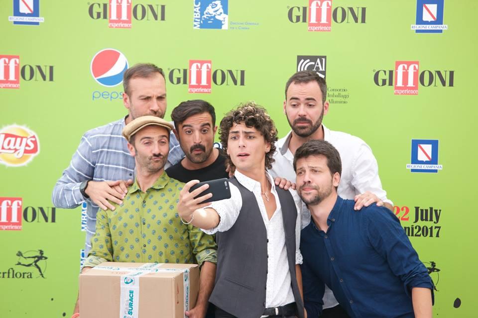 Casa Surace arriva al Giffoni Exeperience, ma piano, piano per favore