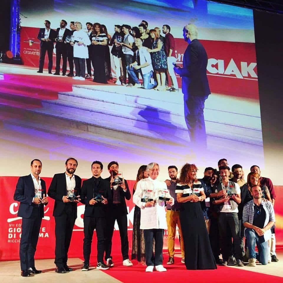 CINE' e CIAK insieme a Riccione per premiare il cinema e la commedia italiana