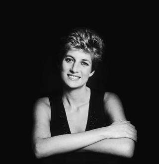 Una mostra dedicata a Diana Spencer