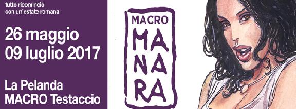 """""""Manara MACRO """", Tutto ricominciò con un'estate romana"""