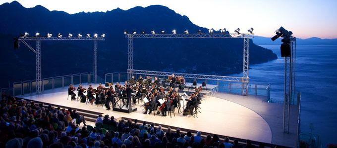 La 65° edizione del Ravello Festival prende il via