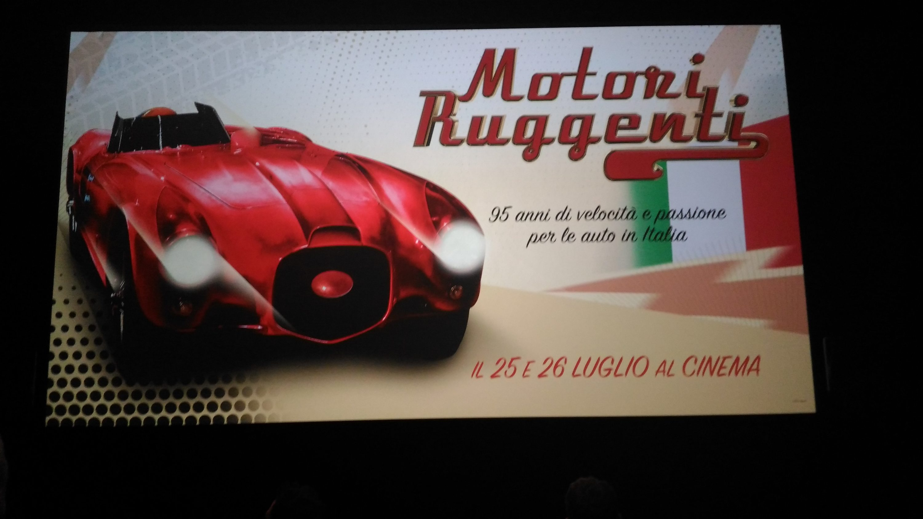 MOTORI RUGGENTI | L'inno all'automobile italiana, tra storia e motori