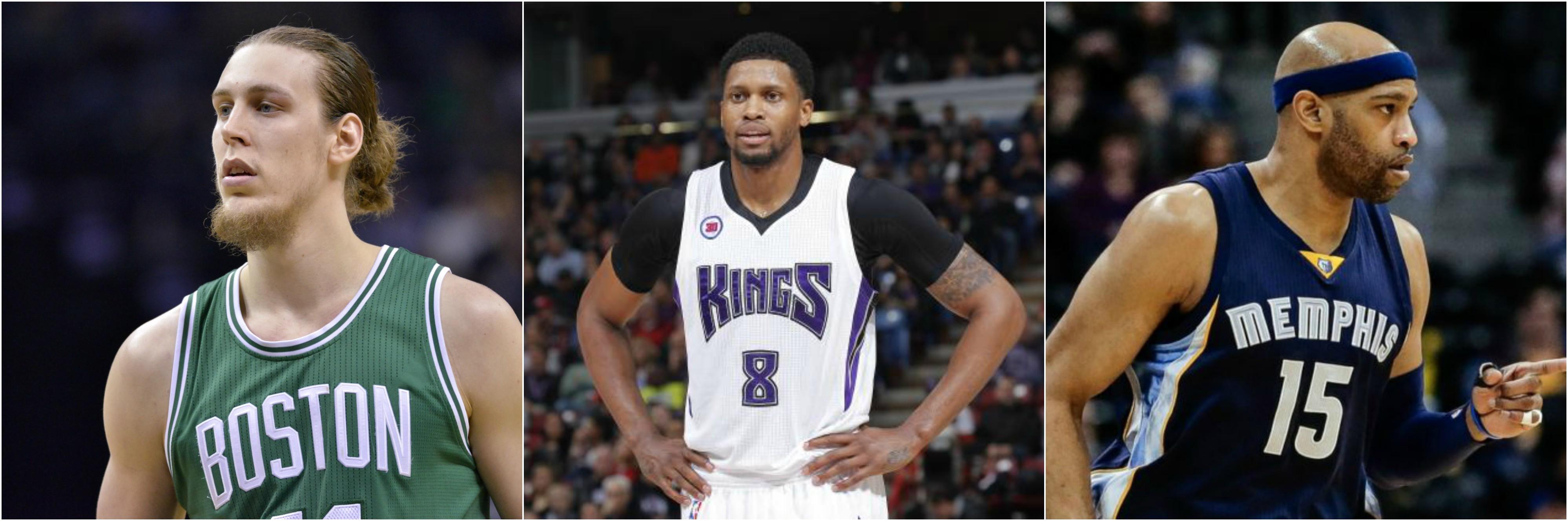 Basket NBA: Olynyk, Gay e Carter cambiano franchigia.