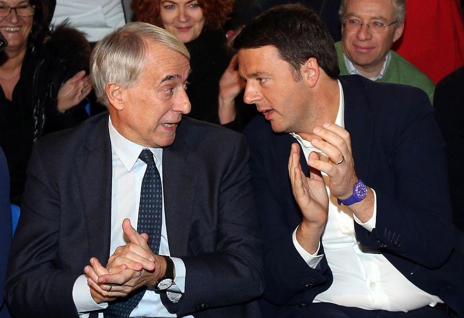 Renzi e Pisapia, ecco come diventa il centrosinistra