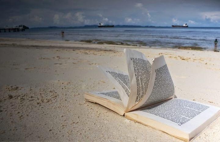 Le vacanze: appuntamento galante con la lettura