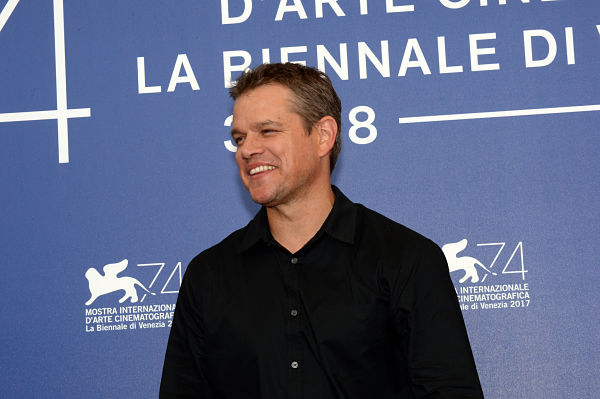 VENEZIA 2017 | Matt Damon e Nico aprono il festival
