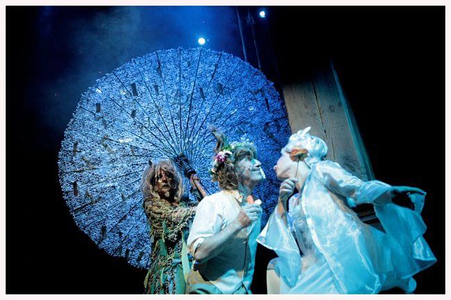 Globe Theatre, 'Sogno di una notte di mezza estate' nella stagione 2017