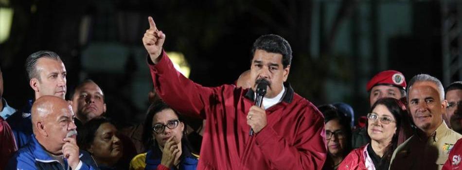 VENEZUELA, BROGLI ELETTORALI NELLE ELEZIONI PER LA COSTITUENTE