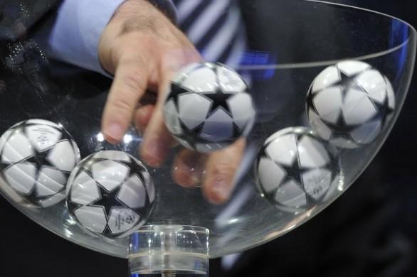 Sorteggi Champions: Juve di nuovo Barcellona.  Roma con Chelsea e Atletico M. Napoli con Manchester City e Shaktar