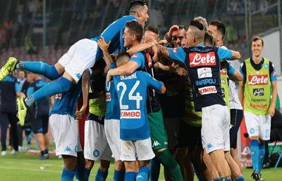 Napoli-Atalanta 3-1: a segno Cristante, Zielinsky, Mertens e Rog