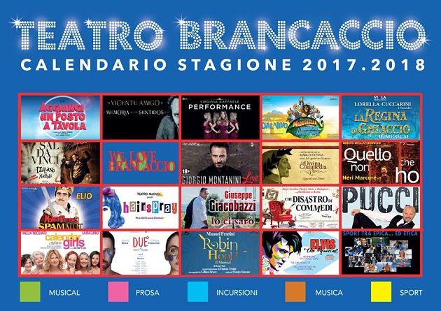 Nuova musica per la stagione teatrale del Brancaccio