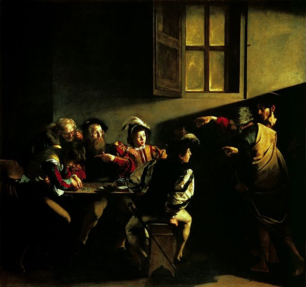 """""""The spirit of Caravaggio"""", esperienza immersiva alle Sale del Bramante"""