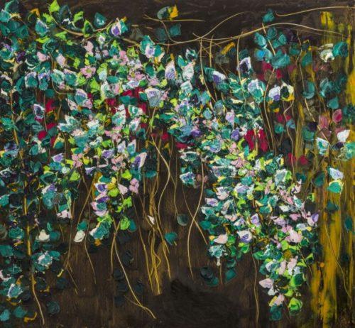 """""""Il giardino del tempo"""": giardini di colore, giardini dell'anima."""