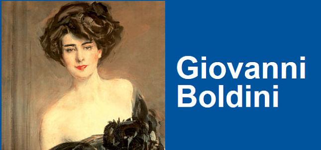 Giovanni Boldini, il cantore pittorico della Belle Époque