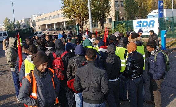 SDA, scontri tra sindacati per il subappalto