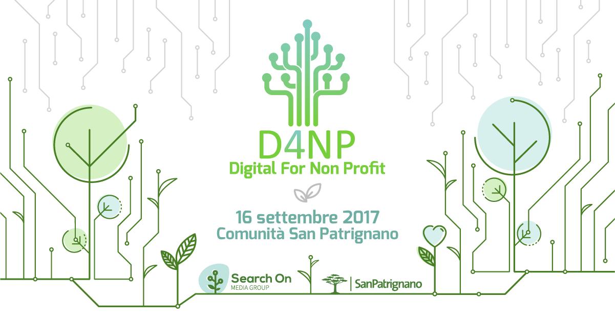 Digital For Non Profit: digitale e non profit, a San Patrignano per il D4NP