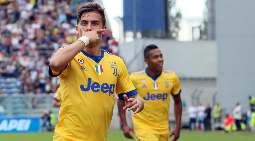 Dybala fenomenale ! È 1-3 al Mapei-Stadium per la Juventus
