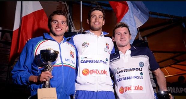 La 52esima edizione  Capri- Napoli si tinge d'azzurro dopo 47 anni. Vince Furlan