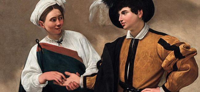 Dentro Caravaggio: nell'ombra il principio drammatico della vita