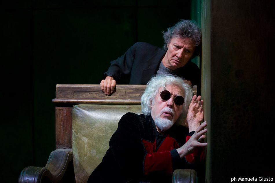 'Finale di partita': l'Eliseo riparte da Beckett