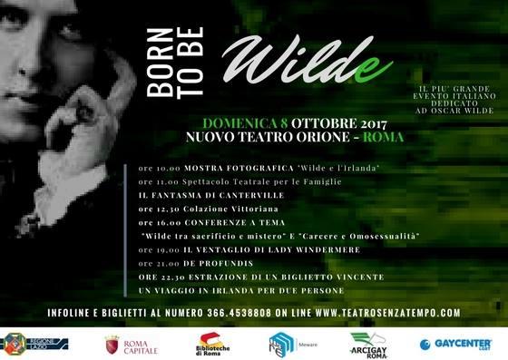 Il 'De profundis' di Oscar Wilde al Teatro Orione di Roma
