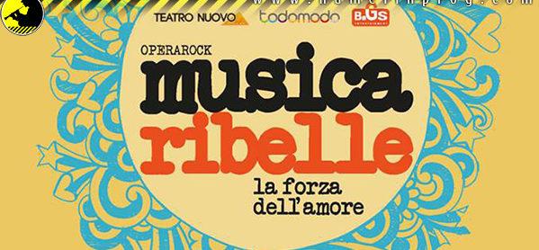 """""""Musica Ribelle"""": un musical anticonvenzionale a Milano"""
