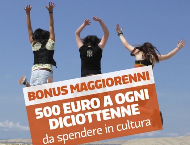 Il bonus cultura non conquista i giovani, ma il governo ci riprova