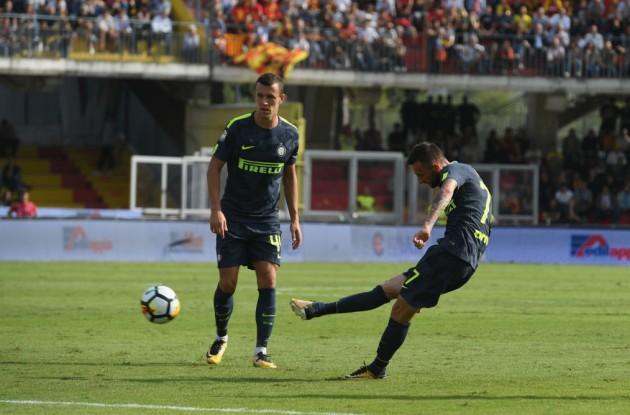 L'Inter ritrova Brozovic e spedisce sempre più giù il Benevento