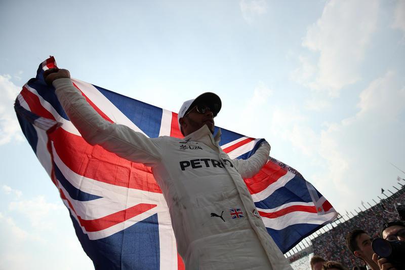 Hamilton, in Messico il quarto titolo